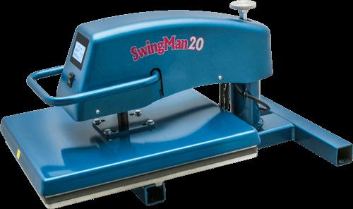 hix swingman 20 heat press